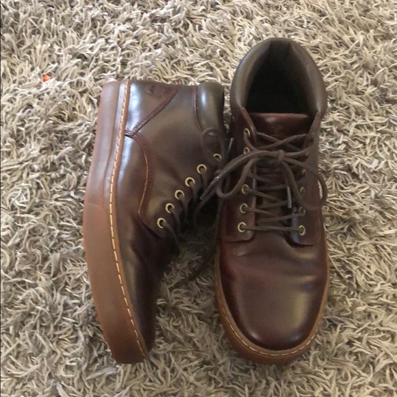 ✨Men's Timberland leather shoes